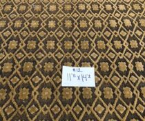 #12 Turkish handknotted 12x14 rug $3600, Floor Collection Warehouse Sale
