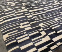 #34 custom piano key pattern rug 9x12, Floor Collection Warehouse Sale
